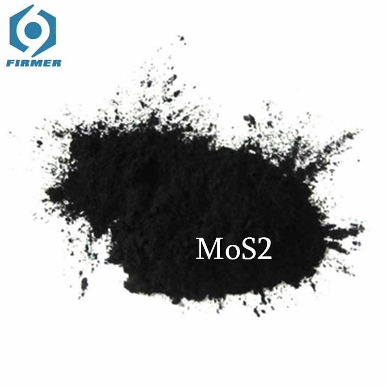High purity nanoparticle molybdenum disulfide powder ultra fine industrial grade MoS2 powder for lubricant, scientific research