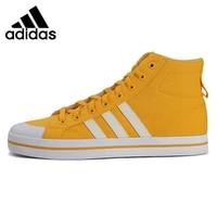 original new arrival adidas neo bravada mid mens skateboarding shoes sneakers