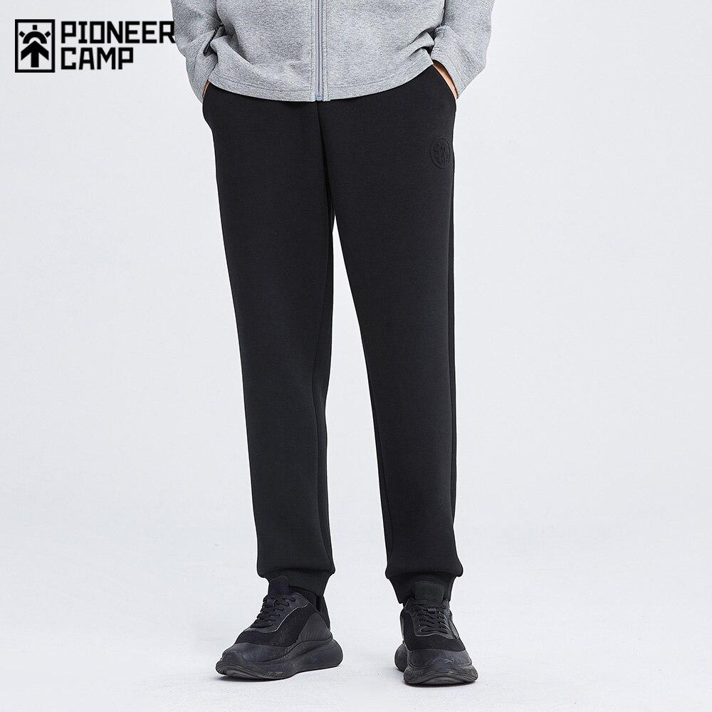 Pioneer Camp 2021 New Space Cotton Sweatpants Men Elastic Bottom Sweat Pants Male XZS123248