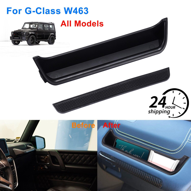 Распродажа, боковой контейнер для хранения пассажирского автомобиля, аксессуары для Mercedes-Benz G-class W463, полезные аксессуары для салона автомоб...