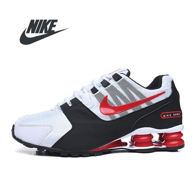 Nike-Shox Deliver 802 809 Men Running Shoes Cheap Famous OZ NZ 803 Chaussures Men's Sports Shoes Sneakers zapatillas hombre