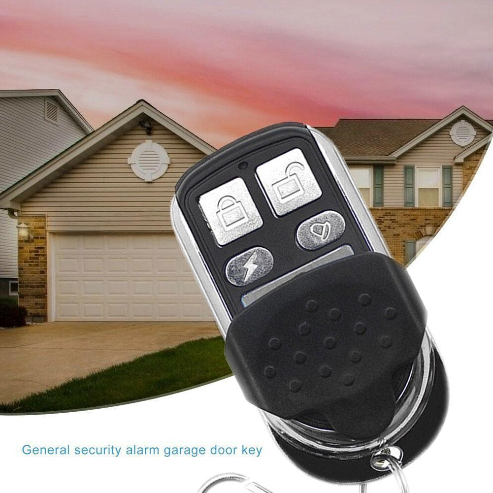 4 Buttons Garage Door Opening Command 868Mhz Remote Controller Gate Opener Home Car Z7C2
