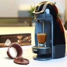 Nescafe Dolce Gusto   Capsule de café améliorée pour café, filtres de thé et de café réutilisables, paniers goutteurs, obtenez 1 brosse, 1 cuillère
