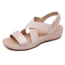 Woman Sandals Shoes Retro Flats Flip Flops Slides Women Flats Style Women's Flat Shoes Female Beach
