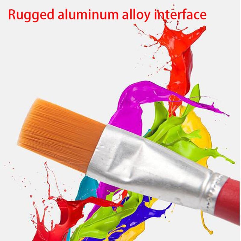 12 шт./компл. акварель Краски ing кисточки для гуаши кисти ручка Краски кисти