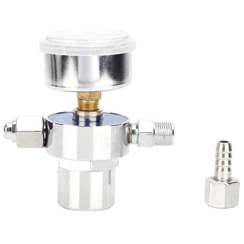 WX91-1 regulador de pressão de gás de argônio de poupança de energia para conectar a linha de saída M12-1 do redutor de pressão