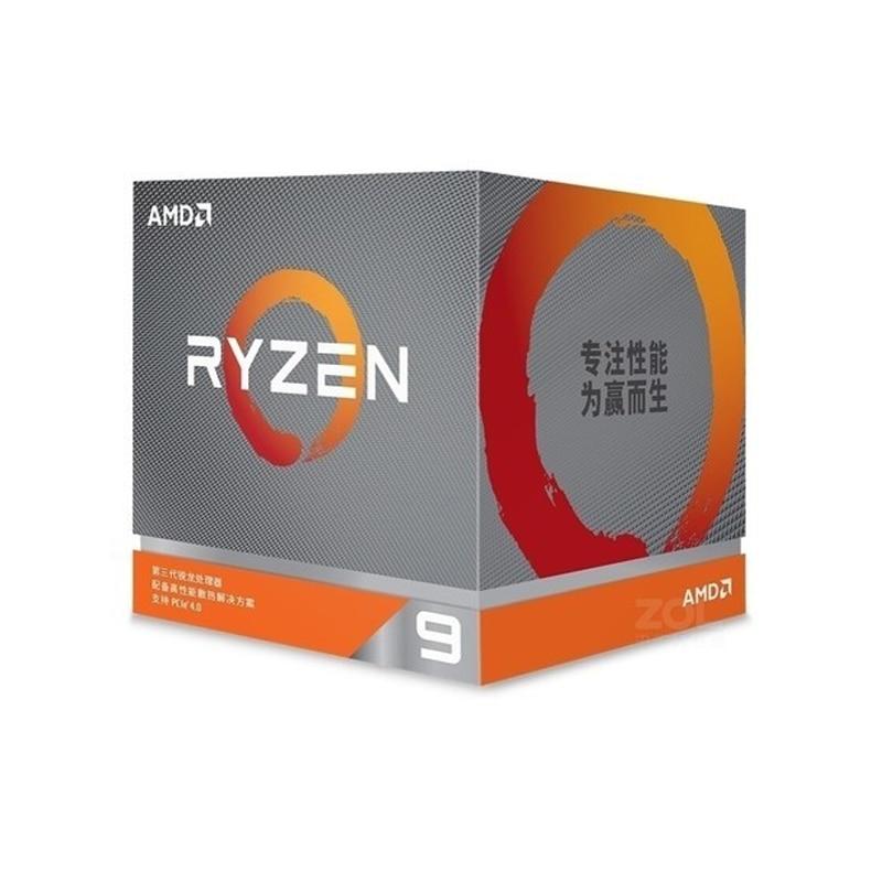 [해외] 새로운 AMD CPU 여섯 코어 Ryzen 3 5 7 9 3200G 3500X 3600 3600x 3700x 3800x 5600X 5800X 3700 3900x 3950X