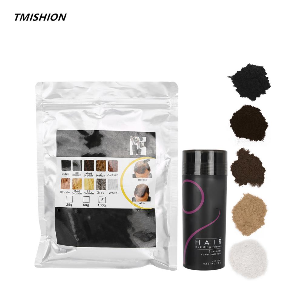 1set Hair Building Fiber Shampoo Conditioner Adaptation Male And Female Patients Various Types Of Hair Loss Symptoms
