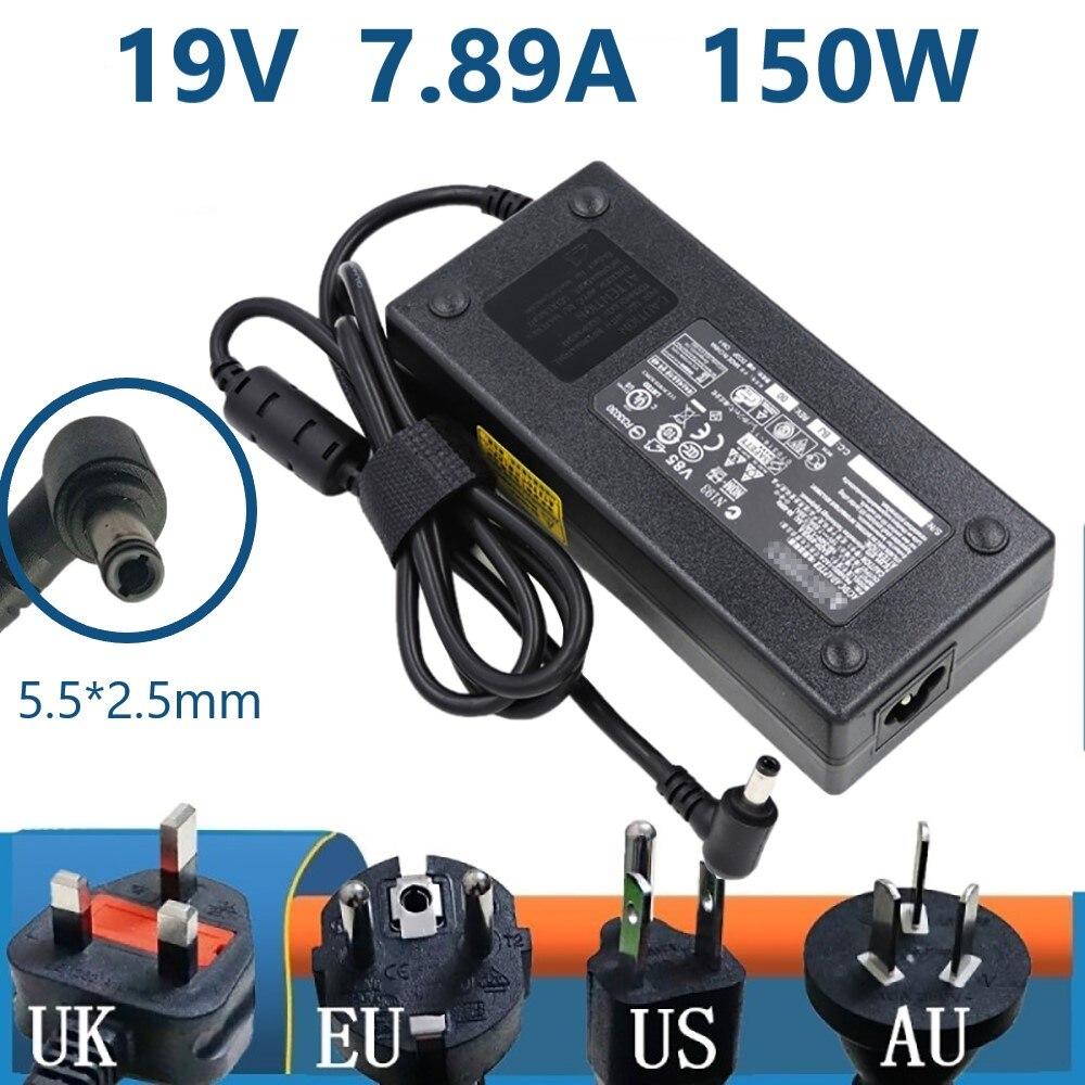 FSP150-ABAN1 19V 7.89A 150W محمول AC محول التيار الكهربائي عن ASUS G73JH G73JW G73SW N552V ADP-120RH B FSP150-ABBN2 ADP-150T