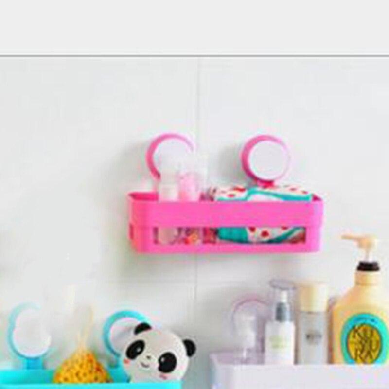 Bathroom Shelf Wall Mounted Shampoo Shower Shelves Holder Kitchen Storage Rack Waterproof Organizer Towel Bar Bath Accessories