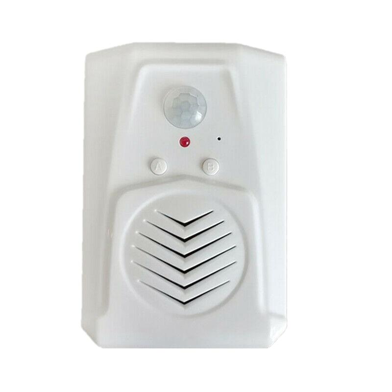 Sensor Motion Door Bell Switch MP3 Infrared Doorbell Wireless PIR Motion Sensor Voice Prompter Welco