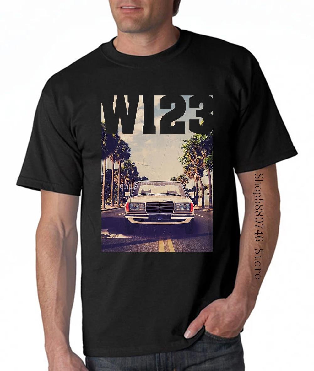Glstkrrn W123 Camiseta