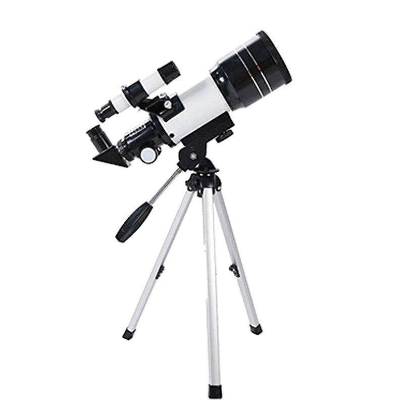 Portable Telescope Astronomic Professional Space Night Telescope Astronomic Explore Scientific Binoculares Telescope BG50TE