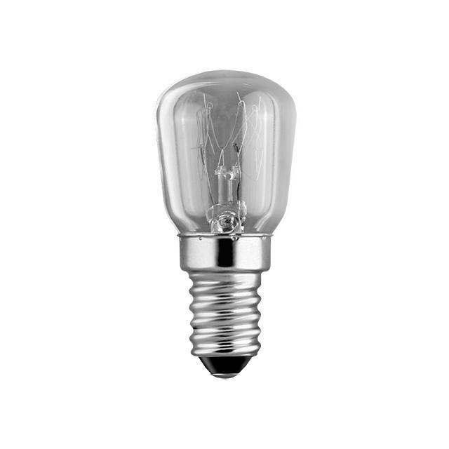 Lámpara CAMELION MIC-15 / P/CL/E14. Incandescente para refrigeradores y máquinas de coser