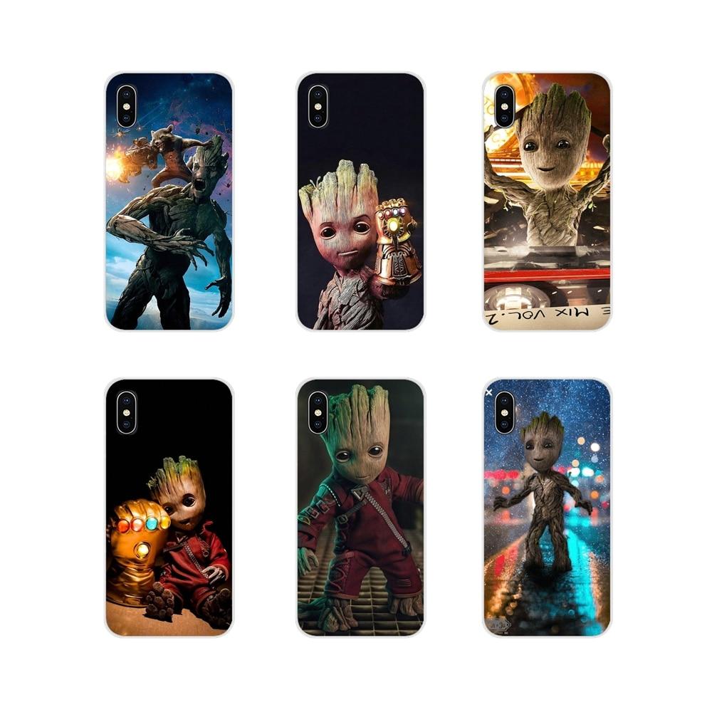 Чехлы из ТПУ для Apple iPhone X XR XS 11Pro MAX 4S 5C SE 6S 7 8 Plus ipod touch 5 6 5S