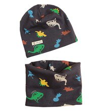 2021 Autumn Winter Children Hat Scarf Set Crochet Baby Hats Girls Boys Caps Kids Skullies Beanies St