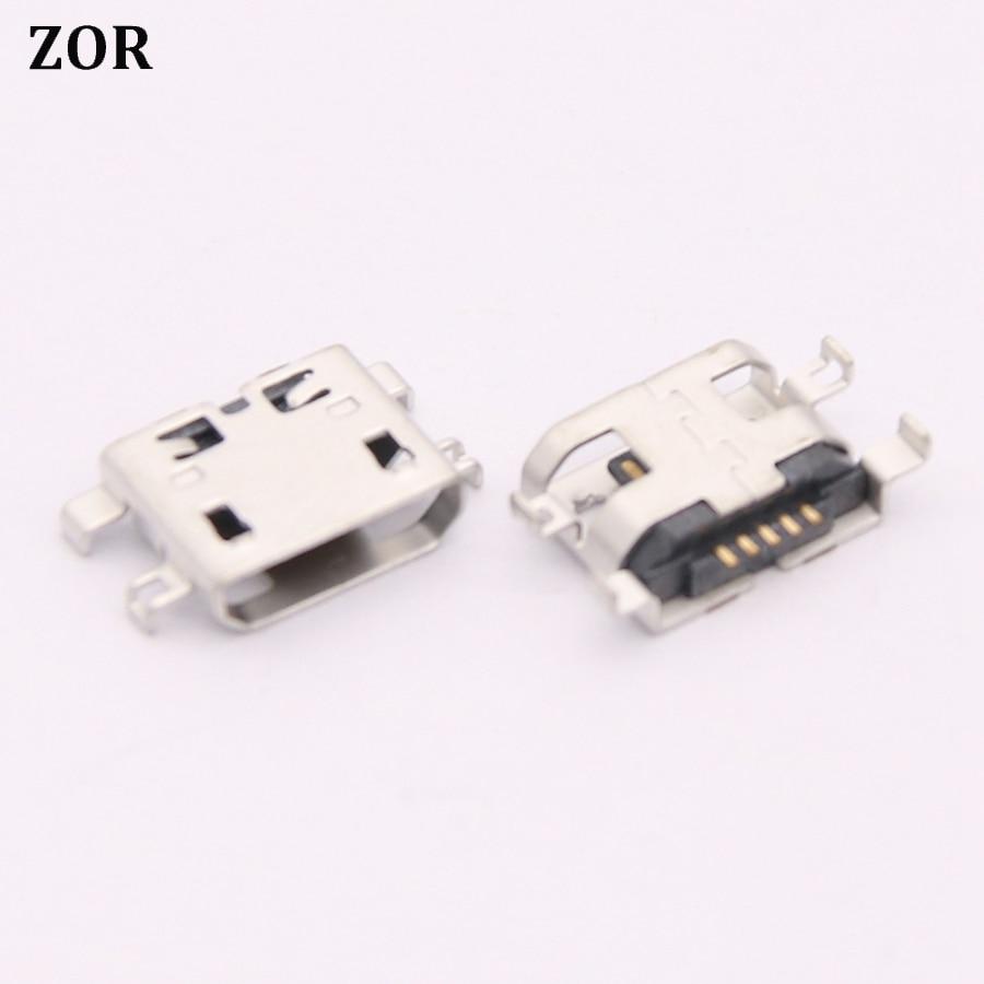 2 uds para Blackberry Dtek60 Dtek 60 puerto de carga USB toma de puerto conector de clavija