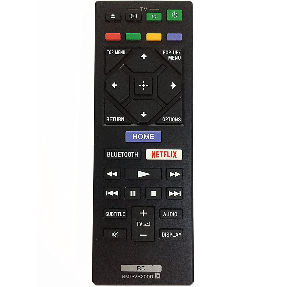 Mando a distancia RMTVB200D para SONY BD, Original, usado, RMT-VB200D, BDPS6700, BDP-S6700
