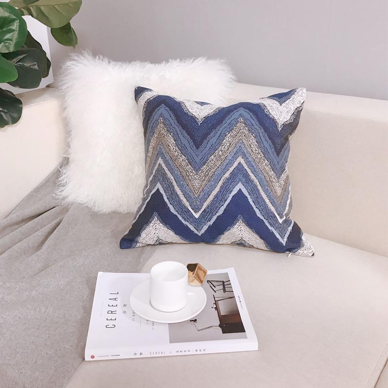 Mistura coxim capas decoraitve sofá sala de estar fronhas almofadas decorativas nordic casa decoração têxteis almofadas dec