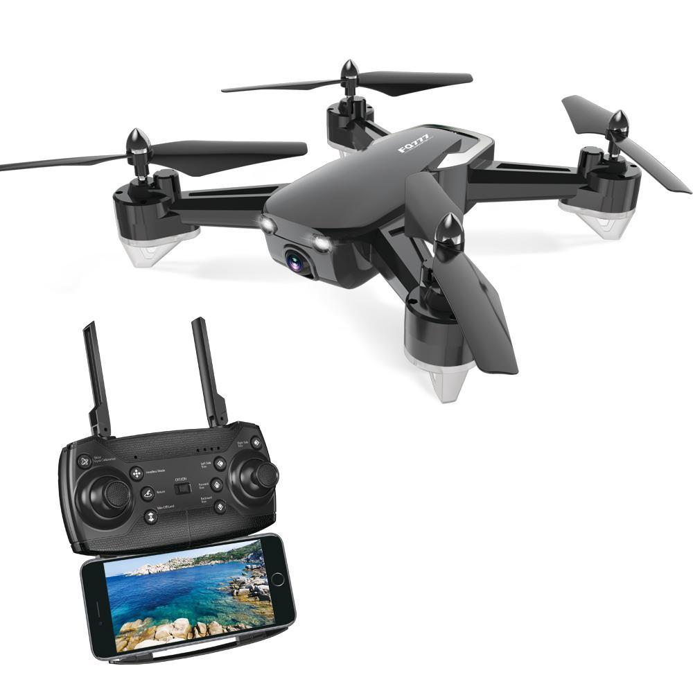 Fq777 fq40 quadcopter 2.4g/640 p/720 p/fpv wifi hd câmera zangão pairar rc helicóptero drones