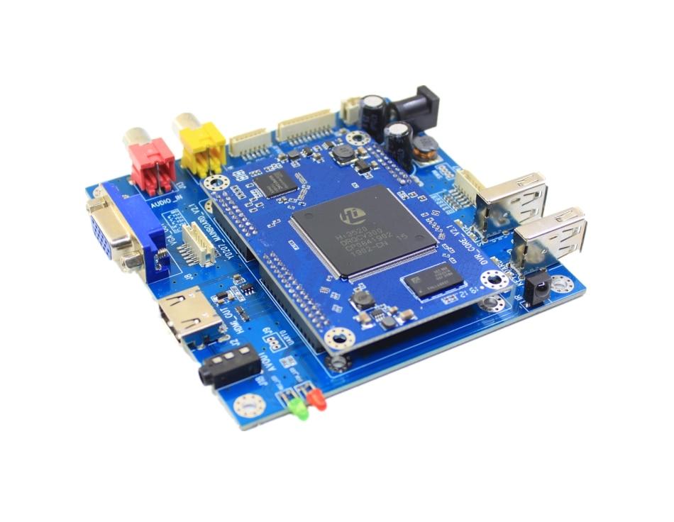 1CH MINI DVR Board Video Recorder Module AHD 720P 1080P and CVBS Camera Input VGA HDMI CVBS Output Video Audio Playback enlarge