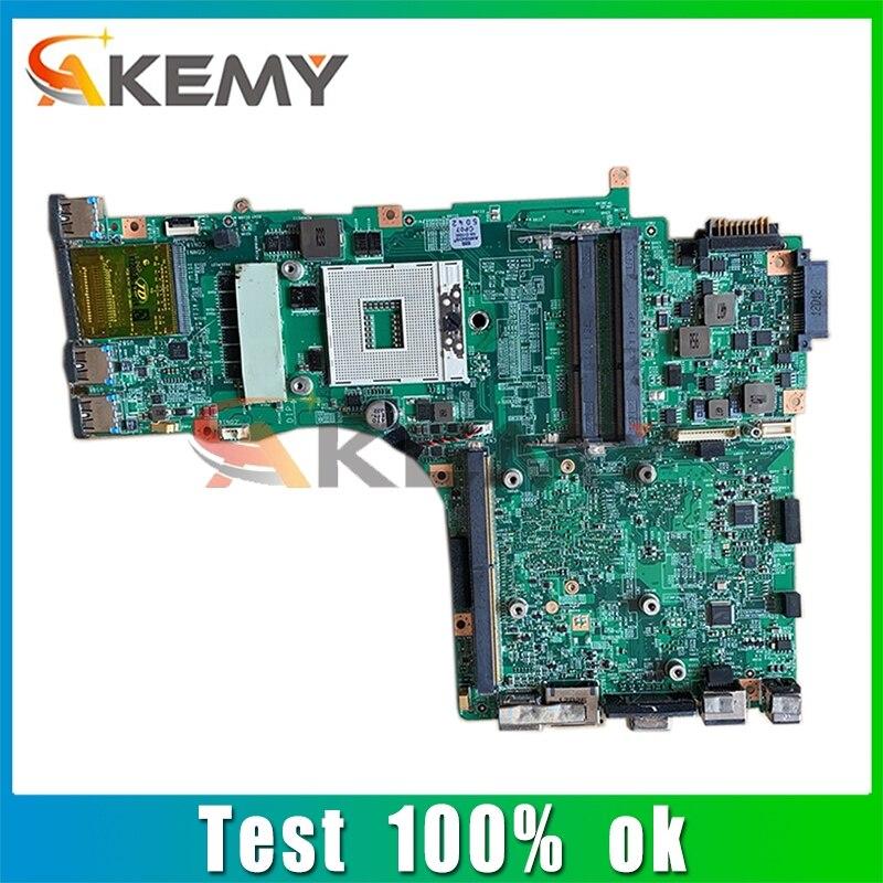 AKEMY عالية الجودة للكمبيوتر المحمول MSI GT70 اللوحة MS-17621 VER 2.1 PGA989 DDR3 HM77 اللوحة الرئيسية 100% اختبارها