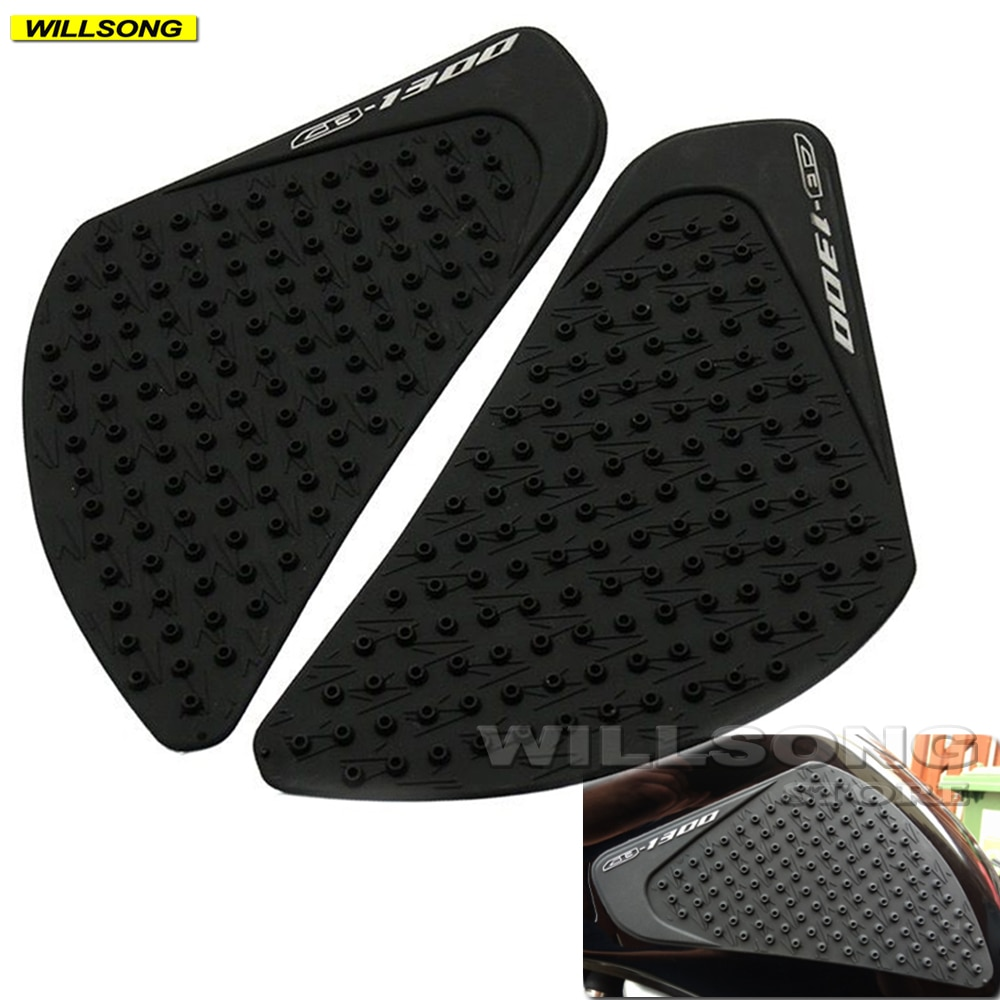 Anti Slip Sticker Tank Pad Side Knee Grip Protector For HONDA CB1300 2006-2015 Year Motorcycle Accessories