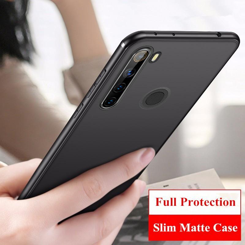 Carcasa Ultra delgada Funda de teléfono para Xiaomi Redmi Note 8 T Note 8 K20 Pro 8A 7A, carcasa dura de PC para Redmi Note 8 7 6 5 Pro 8 T, Funda