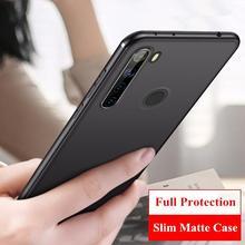 Ultra Slim-Fall Für Xiaomi Redmi Hinweis 8 T note8 K20 Pro 8A 7A Fall Harte PC Abdeckung Für redmi Hinweis 8 7 6 5 Pro 8 T Abdeckung Funda
