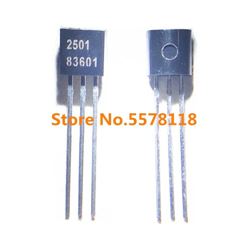 5-10 peças ds2501 2501 to-92 100% novo original em estoque