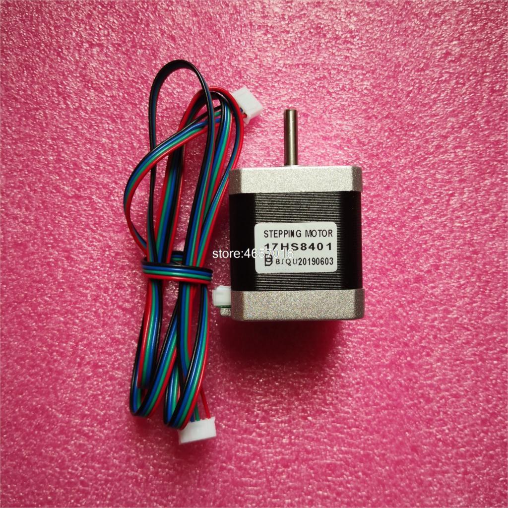 4-plomo Nema 17 Motor paso a paso 42 motor 17HS8401 1.8A CE ROSH ISO CNC láser moler de espuma de corte de Plasma