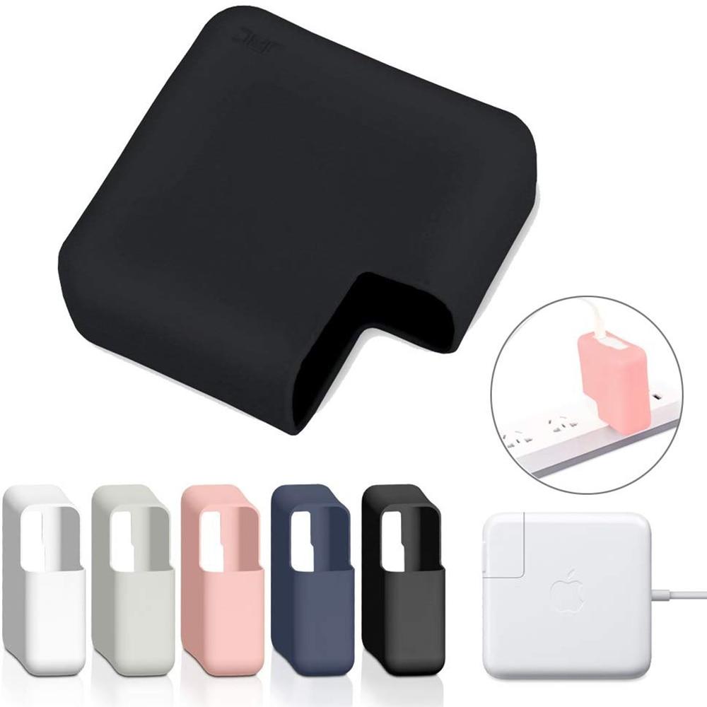 """Carregador capa protetora para macbook pro 16 polegada a2141 ar pro 13 """"a2159 a1932 2020 pro 13 a2289 ultra fino silicone carregador capa"""