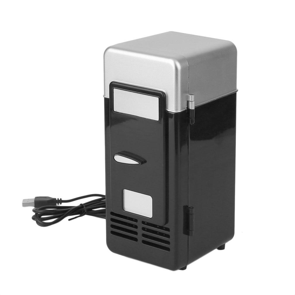 Автомобильный мини-холодильник 194x90x90 мм, энергосберегающий, 5 В, 10 Вт