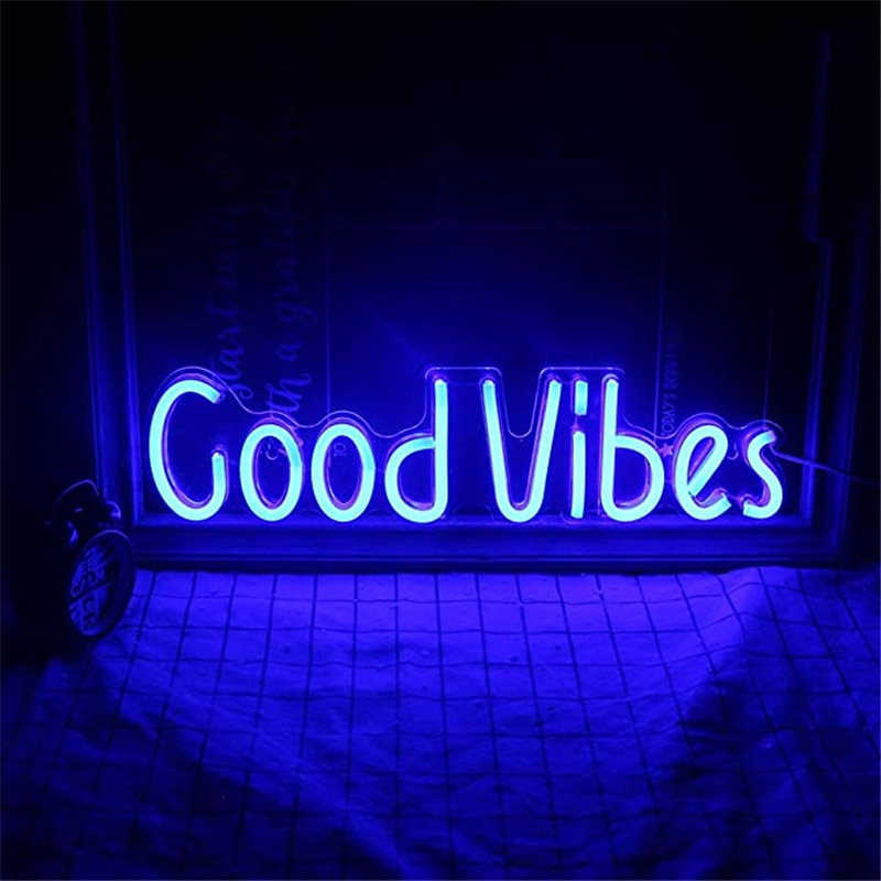Customized Led Neon Signs Happy Birthday Personalized  Wall Lights Room Decor Shop Window Restaurant Bedroom Decoration enlarge