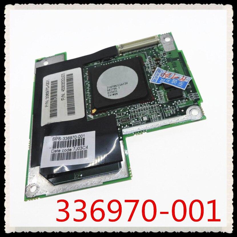 336970-001 336969-001 vídeo VGA tarjeta gráfica para HP Compaq Presario x1000 NX7000 NX7010 zt3000 PP2080 portátil