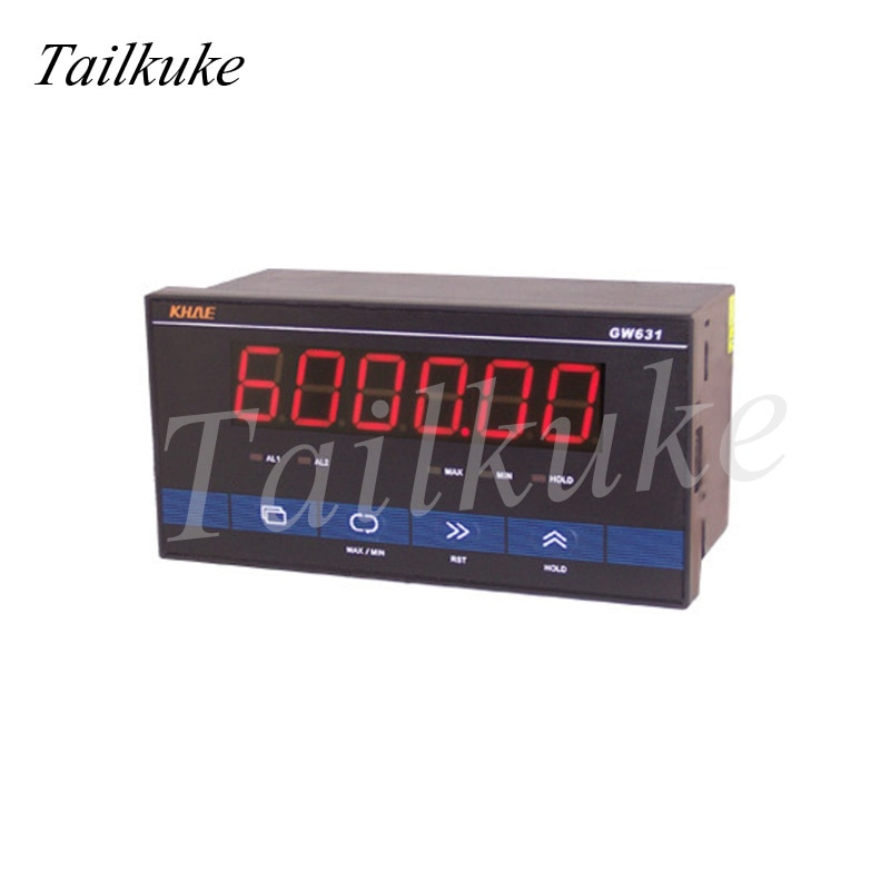 بروتوكول MODBUS لمقياس النبض/العداد/مقياس سرعة الدوران/مقياس الدوران الخطي/مقياس التردد/اتصال RS232