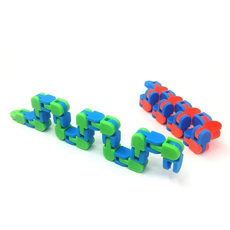 2020 New Interesting Combination 45 Pieces Extrusive-Solving Fidget Kids  Various Styles Unzip Toy Set Wholesale enlarge