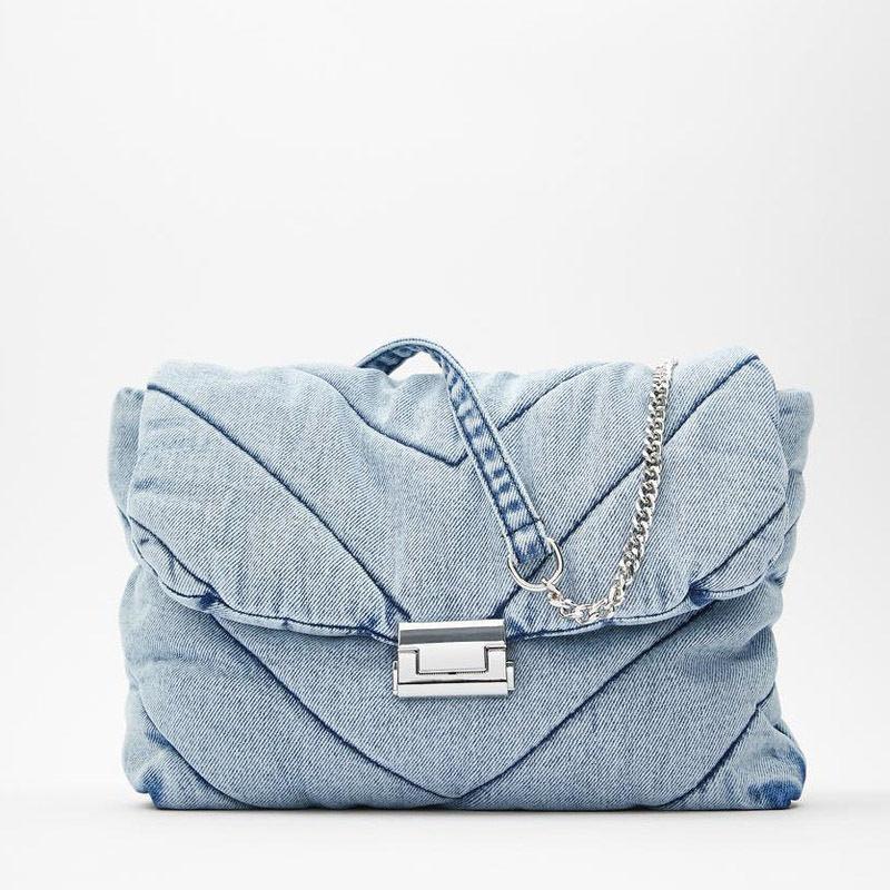 Shoulder Bag for Women Crossbody Bags Handbag Designer Purse Solid Color Soft PU Leather 2021 New Rhombus Lattice Chain Fashion