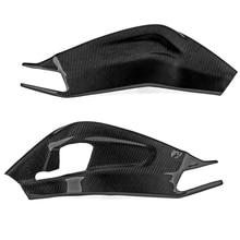 S1000RR Carbon fiber Fairing Swingarm Covers Protector for BMW S1000R 2009 2010 2012 2013 2014 2015