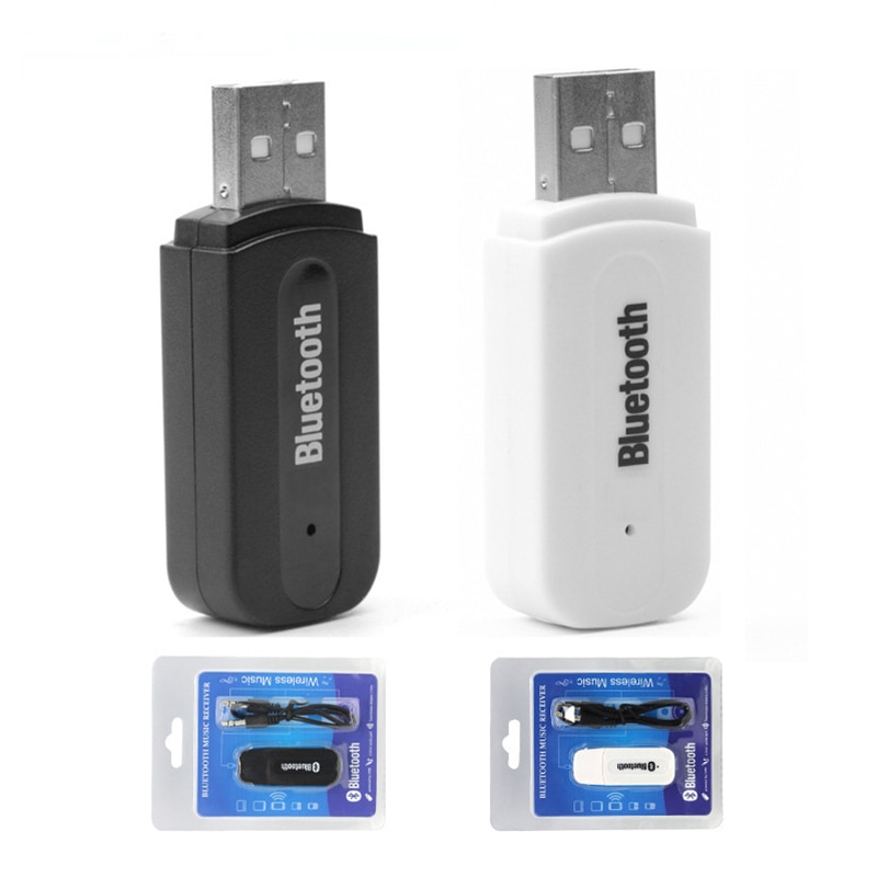 USB Bluetooth Adapter 4.0 For Computer Bluetooth Dongle USB Bluetooth 4.0 PC Adapter Wireless Stereo Audio For Speaker Car Home