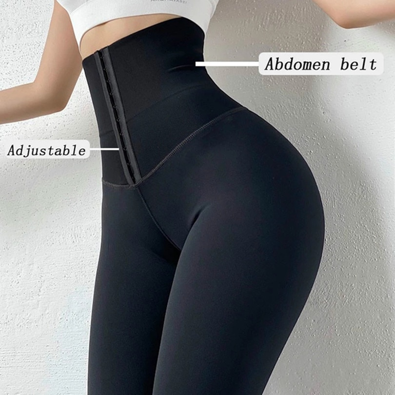 2021 Sport Legging Women Fitness Running Gym  Slim Pants Compression High  Waist Push Up Stretchy Tights  Fitness Leggings