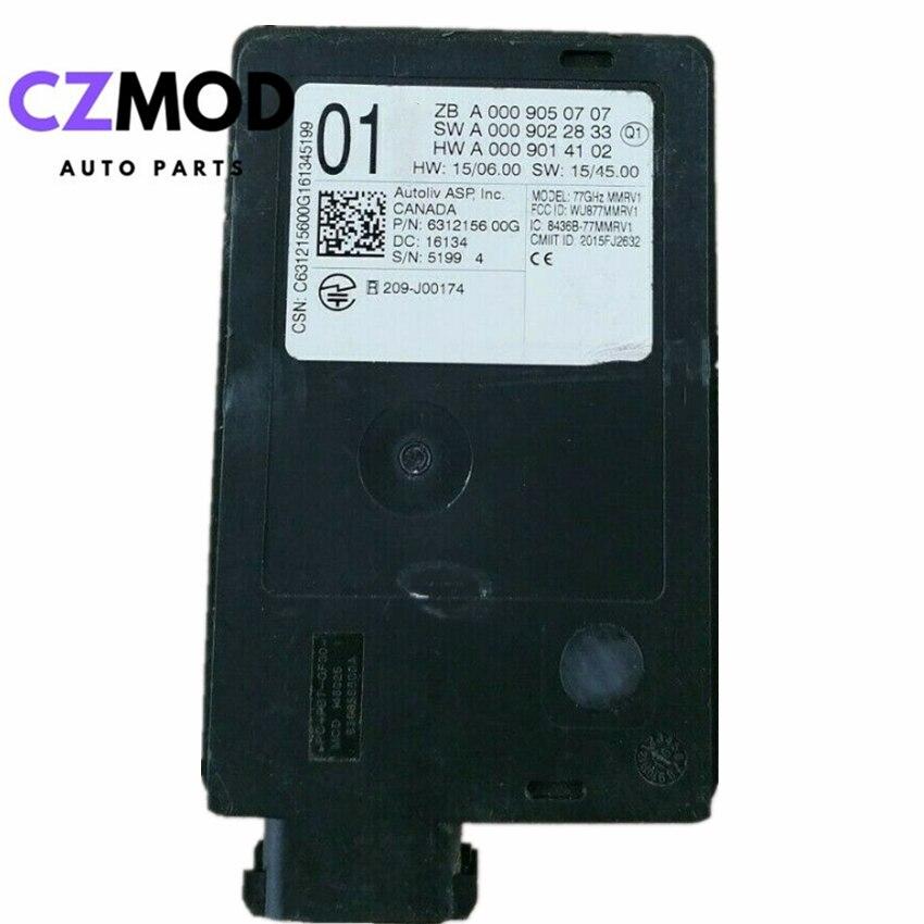 Оригинальный Подержанный радар CZMOD A0009050707 для защиты слепых зон для Mercedes-Benz E-Class W213, автомобильные аксессуары