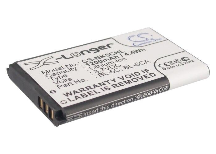 Cameron Sino  battery for V171, V181, V201, V566