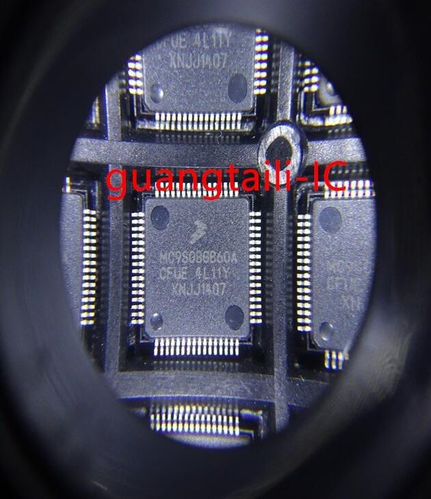 5 قطعة MC9S08GB60A MC9S08GB60ACFUE TQFP64 وحدة تحكم صغيرة مدمجة MCU جديد الأصلي
