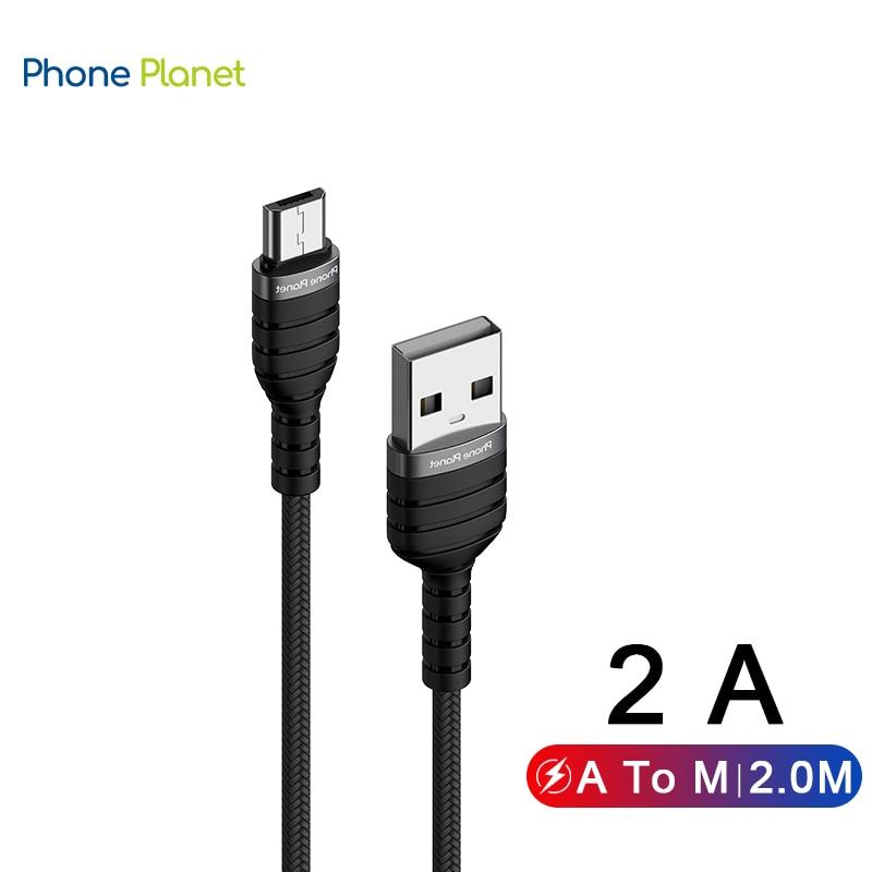 Cable de carga rápida Micro USB para teléfono móvil, Cable Micro USB...