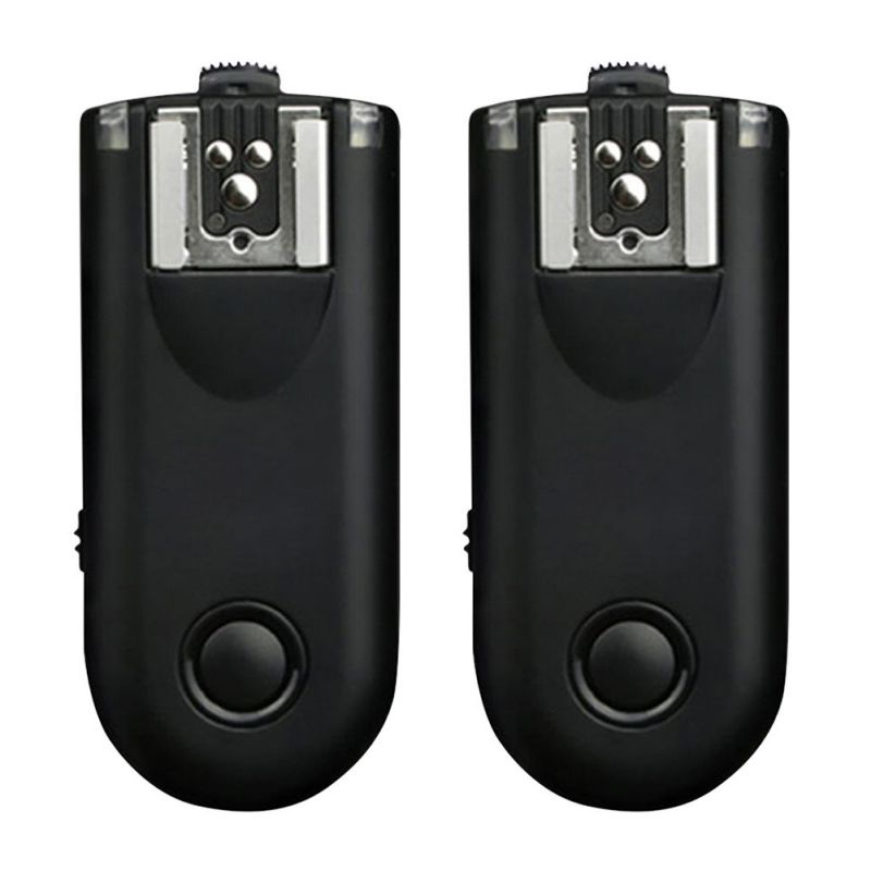 Nuevo disparador de un solo contacto FSK 2,4 GHz Control remoto inalámbrico disparador de Flash N3 para cámara Nikon D90 D600 D3000 D5000 D7000