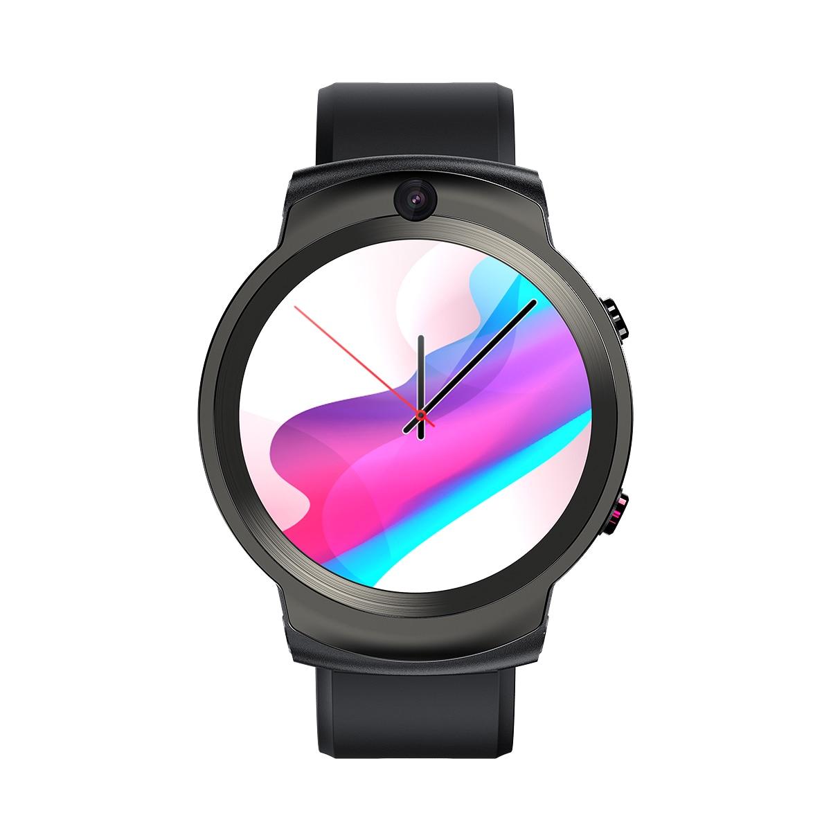 Get DM28 4G 1.6 Inch Screen Smart Watch Android 7.1 OS 3GB 32GB 8MP Camera 400*400 Resolution 1280mah Battery Smartwatch Men Women