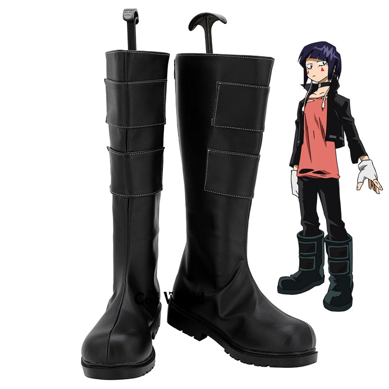 Mi héroe Academia Boku No Hero Academia Jiro Kyoka Anime personalizar Cosplay zapatos botas