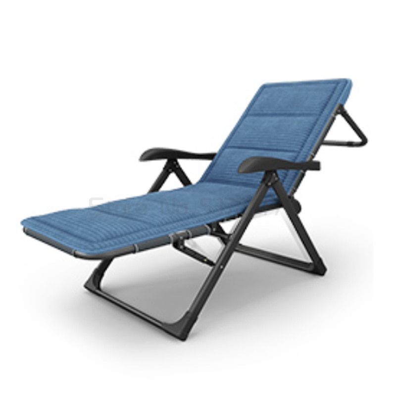 صالة كرسي الترفيه الشمس كرسي الشاطئ للطي قيلولة السرير أريكة استرخاء كرسي بذراعين