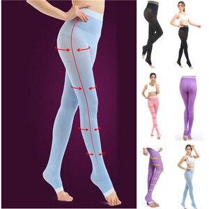 1pair Varicose Veins Compression Burn Fat Super Thin Sleeping overnight Slimming Stockings lady's Beauty Leg Slim legging Patch